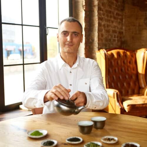 Зеленый чай ORIGAMI