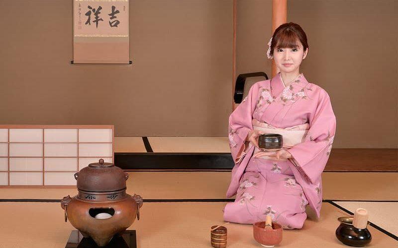 Матча и японская чайная церемония тя-но ю