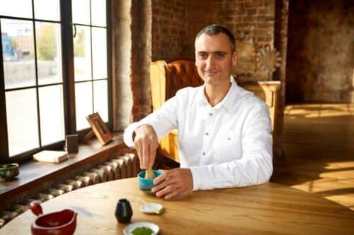 ORIGAMI TEA: японская чайная культура в России