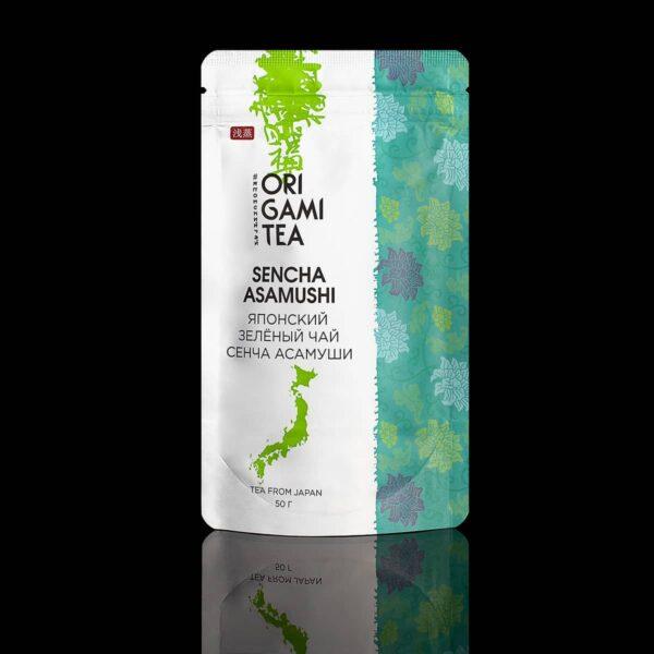 Asamishi-sencha-Origami-tea-50g