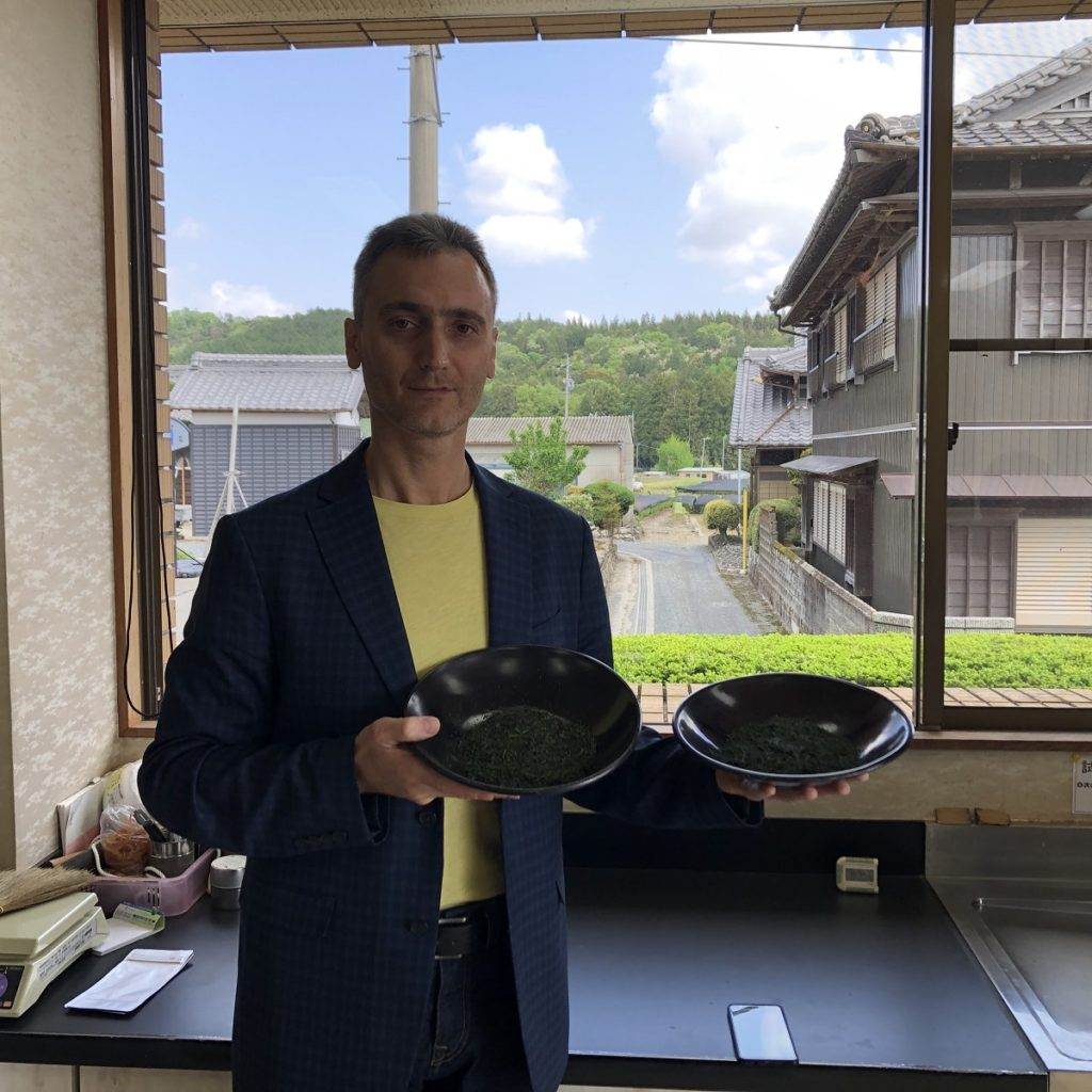 Японский _чай