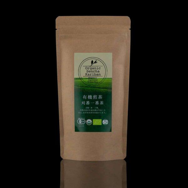 Organic-Sencha-Kariban-80g