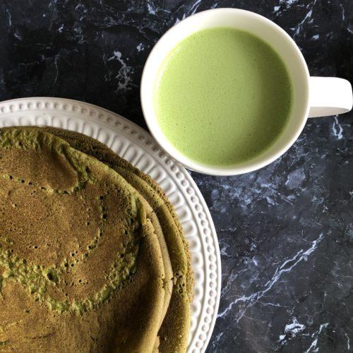 Кулинарные рецепты с чаем матча