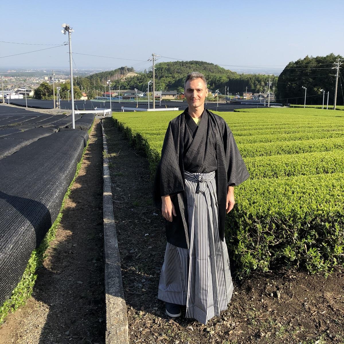 Чайные сады_префектура Миэ