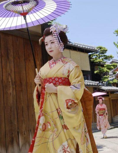Киото-гейша