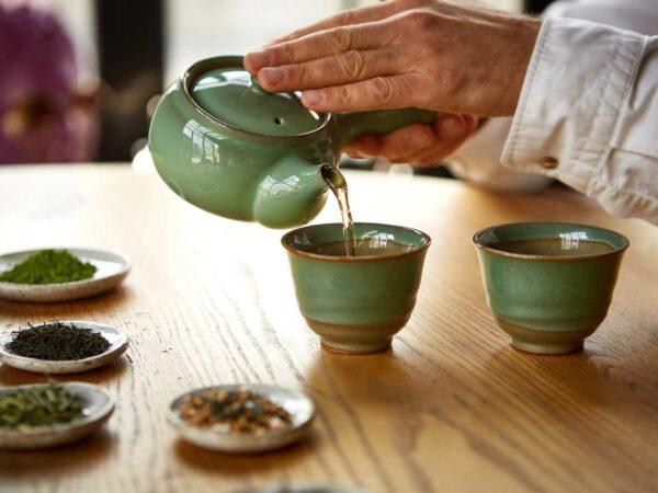 Генмайча ORIGAMI TEA