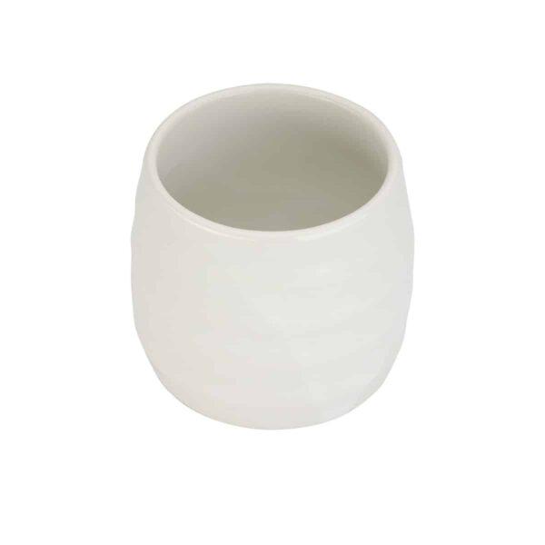 Чашка-чайная-японская-Юноми-белая