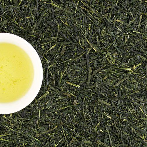 Листовой японский чай