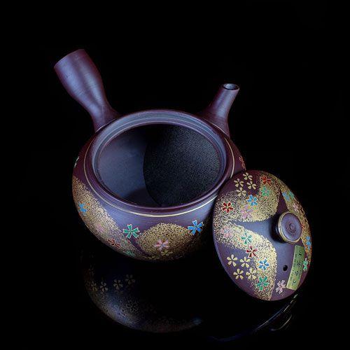 Японские чайники кюсу