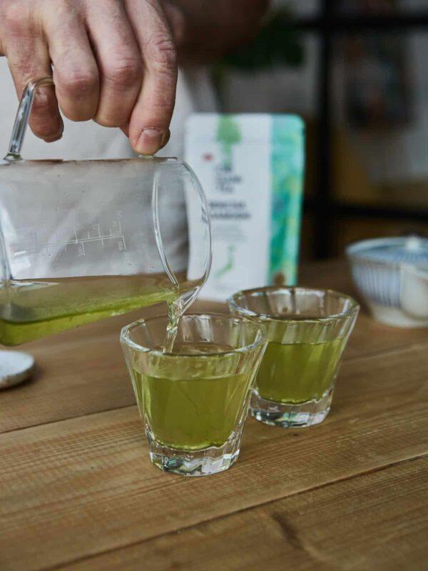 Сенча асамуши ORIGAMI TEA