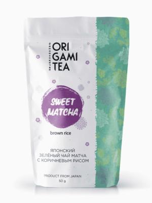 Sweet matcha с рисом, 50 г