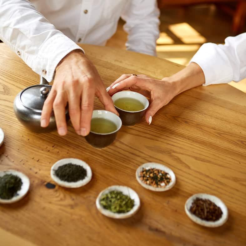 ORIGAMI TEA
