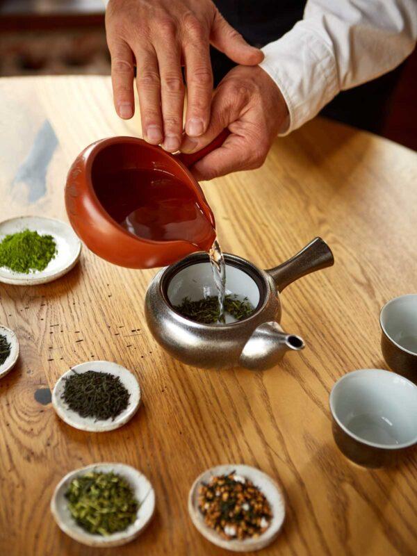 Чайник ORIGAMI TEA